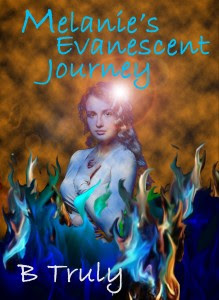 Melanie Evanescent Journey cover
