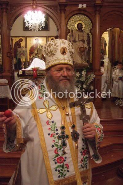 mgr Hilarion Kaprall, archeveque EORHF / Rocor de Sydney, Australie et Nouvelle Zelande, numero 2 du Synode Hors Frontieres