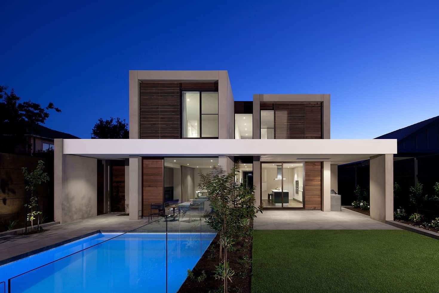 Brighton House by InForm Design - Modern Contemporary House Plans Designs Very Modern House Plans,contemperary Houses Mexzhouse.com