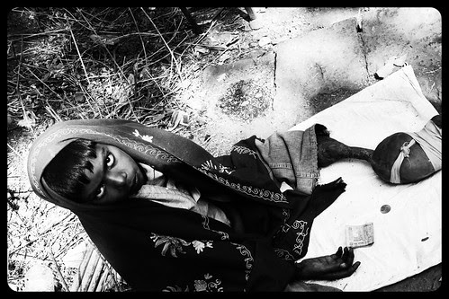 Sometimes Beggars Kill You With Their Eyes by firoze shakir photographerno1