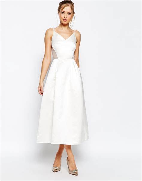 Non Traditional White Wedding Dresses NT321   Wedding