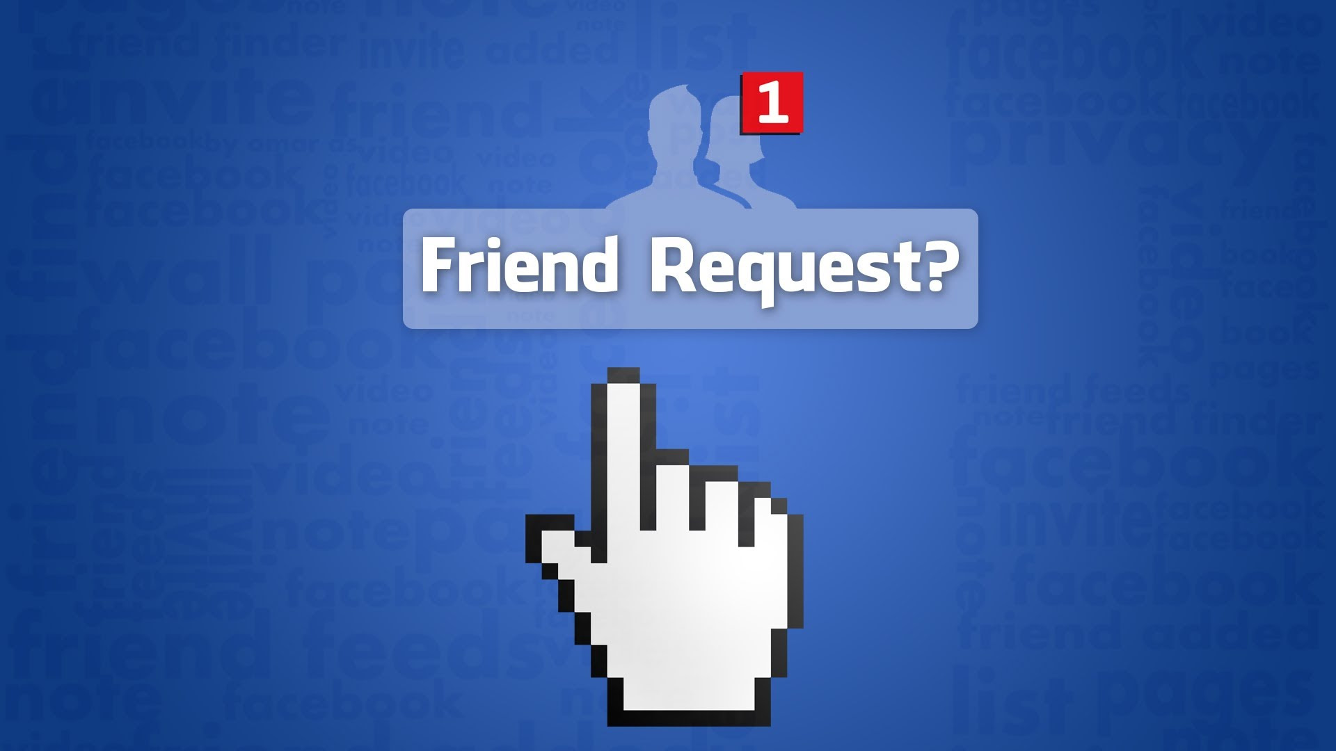 Accept All Facebook Friend Requests In One Click