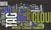 Word Cloud Index.