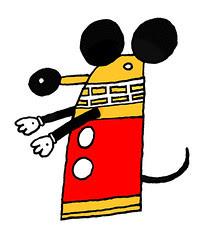 Mickey Mouse Dalek