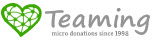 teaming logo