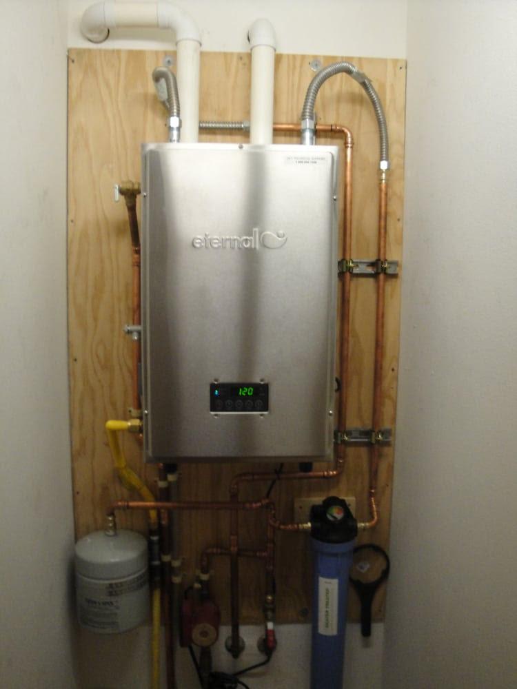 Eternal Hybrid Water Heaters
