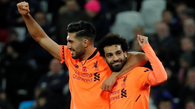 Liverpool fecha a semana com chave de ouro