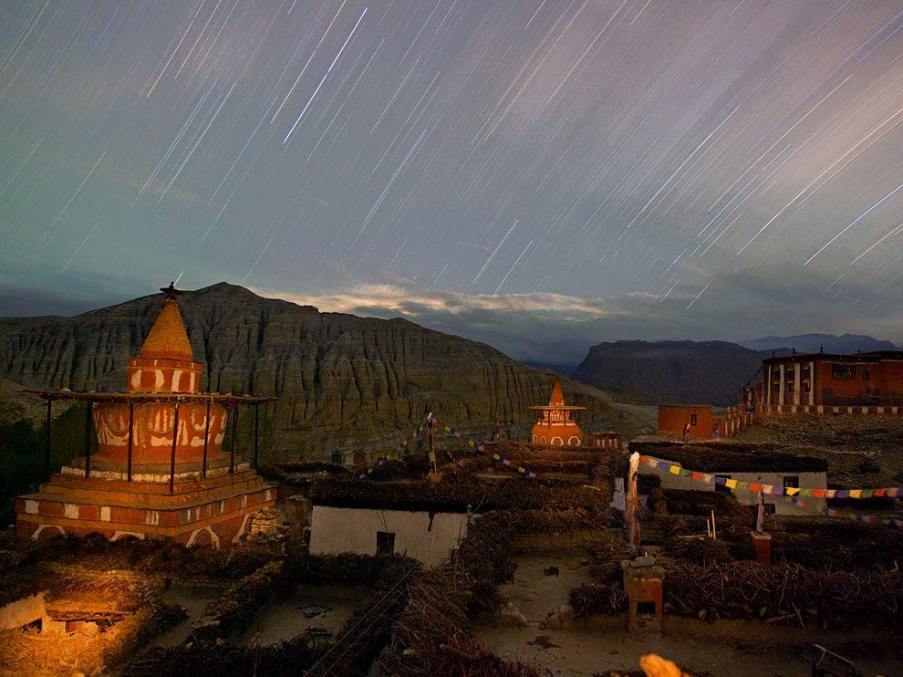 Η επαρχία Mustang στο Νεπάλ  ήταν παλιότερα κομβικό σημείο που συνέδεε το Θιβέτ με τον υπόλοιπο κόσμο.