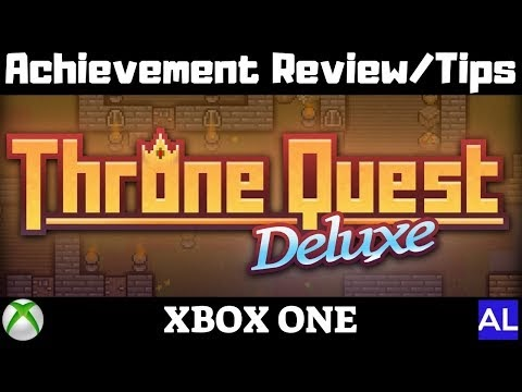 Throne Quest Deluxe Review | Gameplay