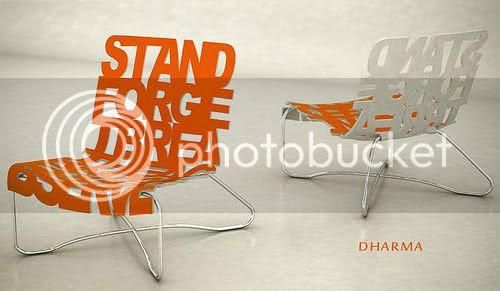 The Dharma Lounge,side & back