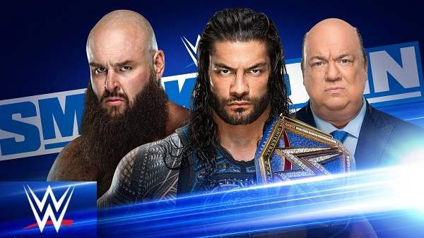 Watch WWE SmackDown Live 10/16/20 Online 16th October 2020 Full