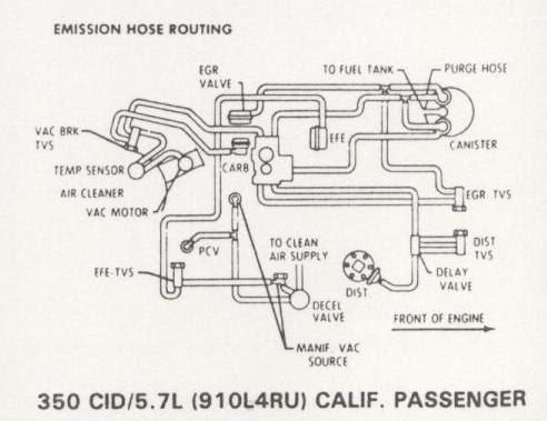 1970 Rs Vacuum Diagram Assistance Nastyz28 Com