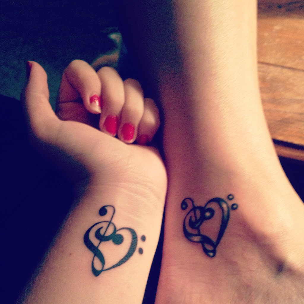 20 Adorable Mother-Daughter Tattoos Pt. 2 - TheThings
