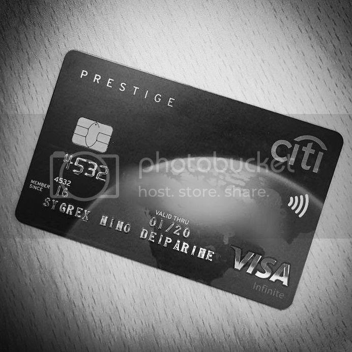 Reasons to get The Citi Prestige Card