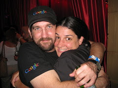 Patrick Sexton & Lisa Barone