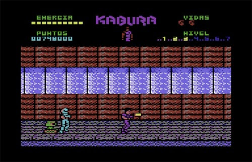 Kabura Commodore 64 - 6