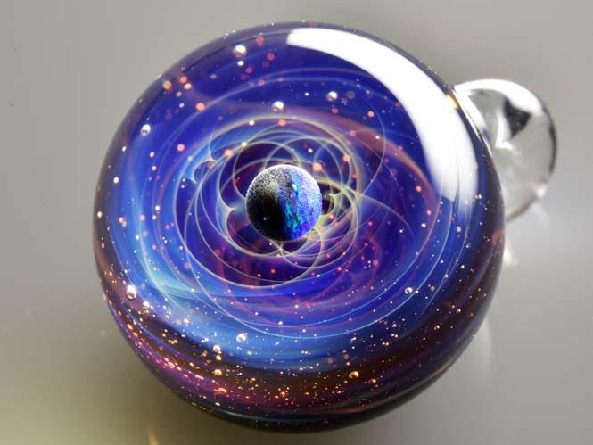 Δεν θα πιστεύετε το έργο τέχνης από γυαλί που βγαίνει από αυτή την φλόγα (5)