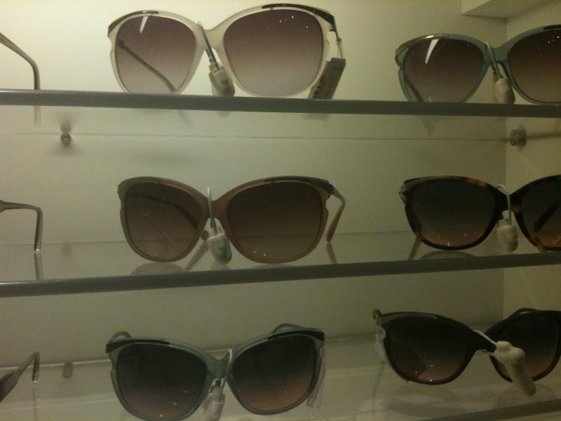 Da Fashionista Com Vintage Ysl Jason Wu Sunglasses And