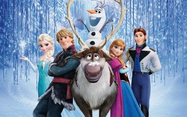 Frozen Memang Best