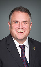 Photo - Gord Johns - Click to open the Member of Parliament profile
