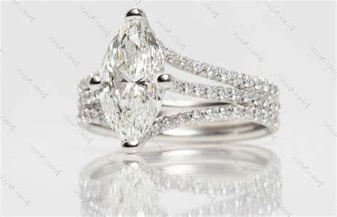 Marquise Diamond Engagement Rings (Latest Trends And Ideas)