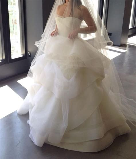 25  best ideas about Vera Wang Wedding Dresses on