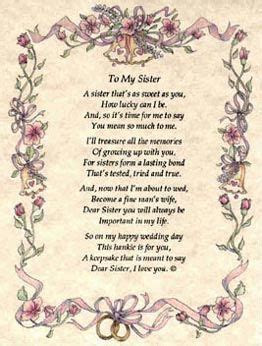 Image result for poem for a bride on her wedding day from
