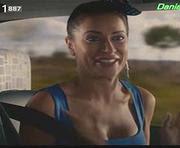 Dania Neto sensual no filme o leão Estrela