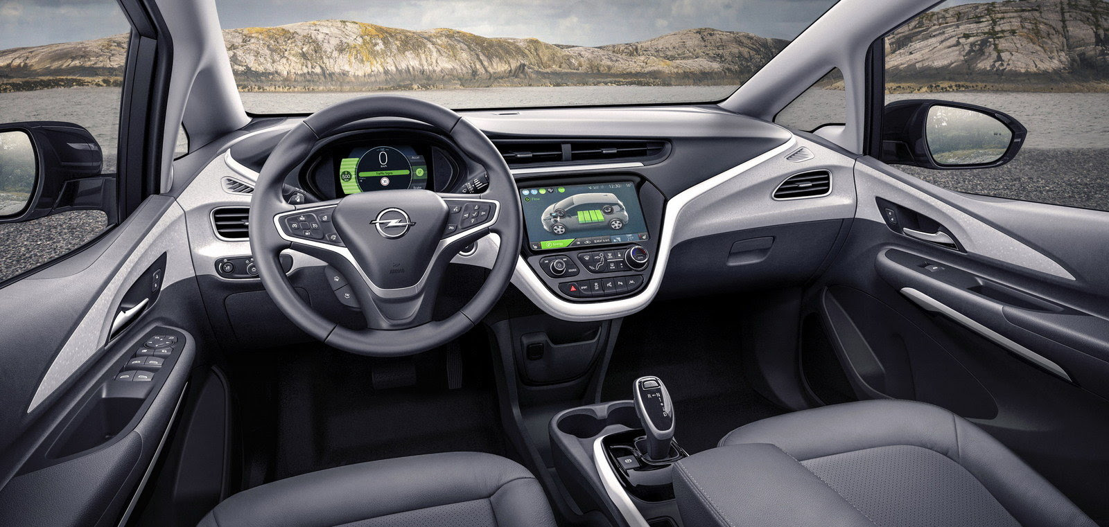 Αποτέλεσμα εικόνας για Opel Ampera-e 2017