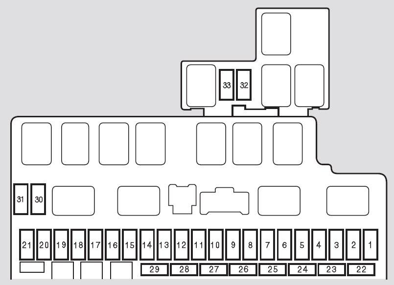 Honda Fit 2008 Fuse Box Diagram Auto Genius