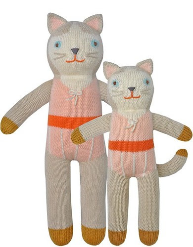 Colette the Cat Bla Bla Doll