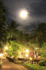 Full Moon - Langkawi, Malaysia by JL 2009