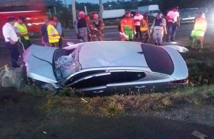 Accidente deja 3 muertos | ELFOGONDESANJUAN.COM