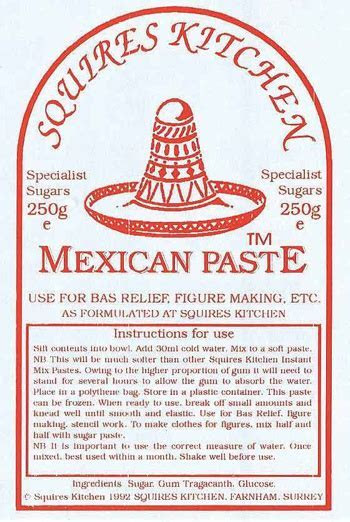 Mexican Paste Mexican Paste