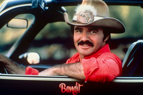 Burt Reynolds - Smokey and the Bandit