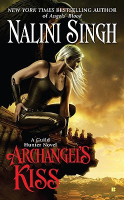 archangel's kiss cover