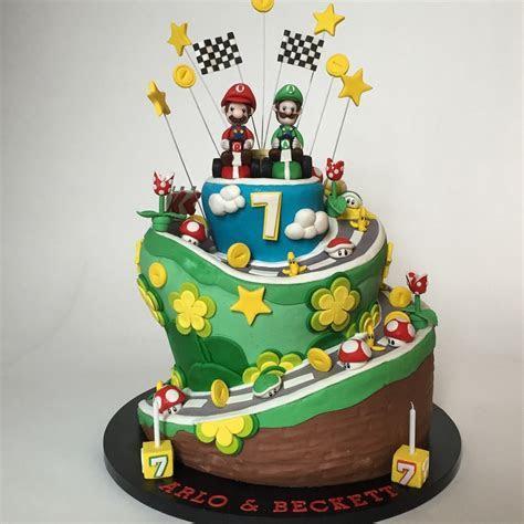 Mario Kart   CakeCentral.com