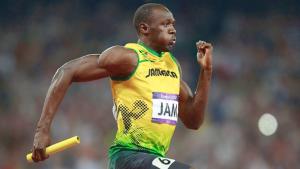 Usain Bolt Spinal Management