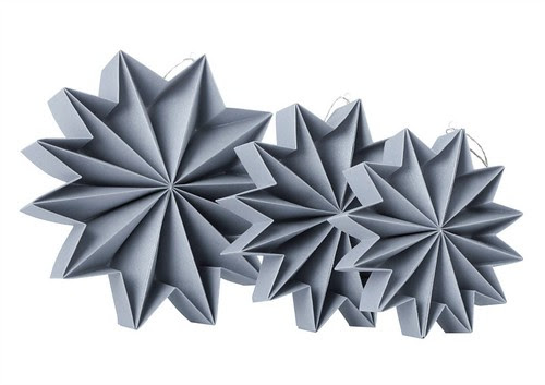 Pleated-Stars-Grey