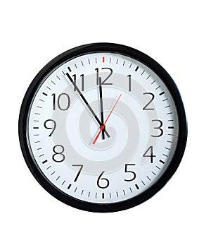 Office Clock Face