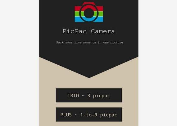 aplicaciones increibles para android hoy picpac camera 2 Aplicaciones increíbles para Android: Hoy PicPac Camera