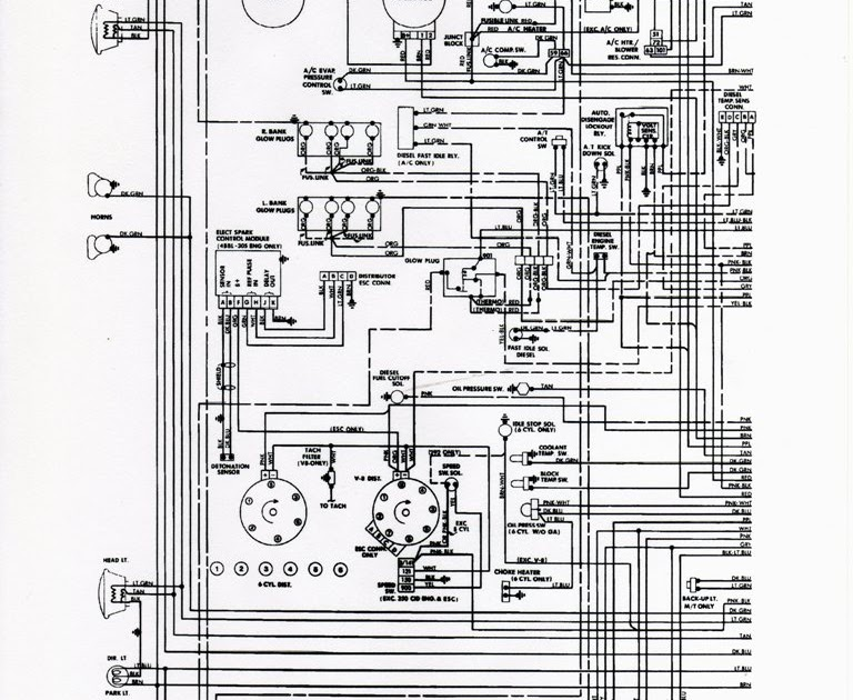 30 Chevy Wiring Harness Diagram