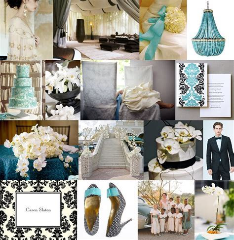 silver and turquoise wedding   Reference For Wedding