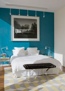 Spotlight On: Accent Walls | The Funky Bear