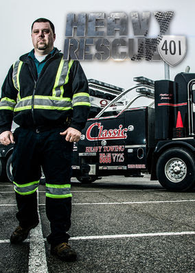 Heavy Rescue: 401 - Season 1