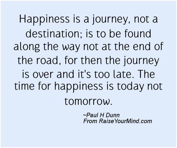 Life Journey Quotes Raise Your Mind