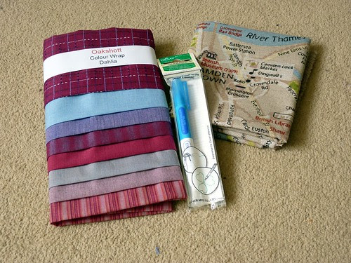 Quilt Market Purchases