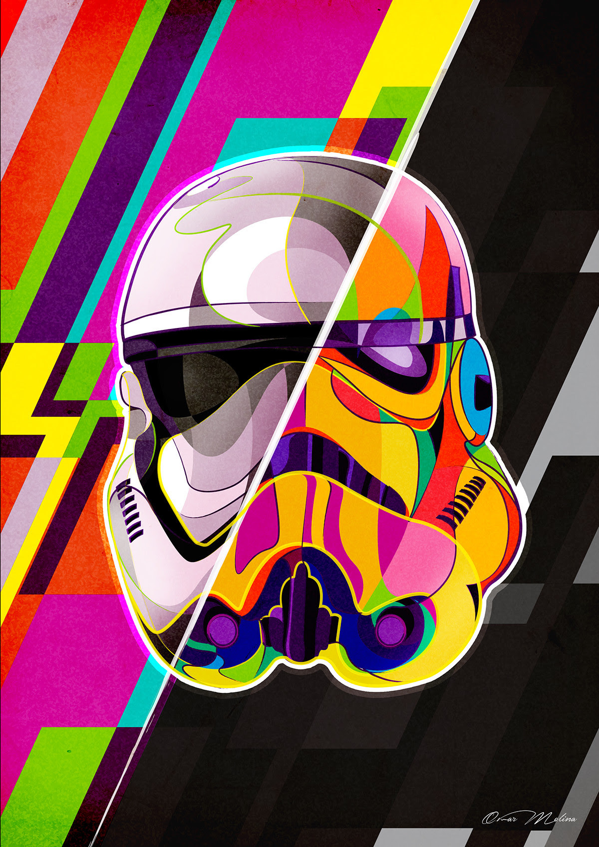 Stormtrooper by Omar Molina