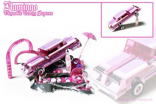 Flamingo Oldsmobile Cutlass Supreme