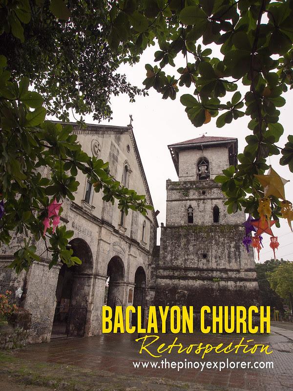 Baclayon Church retrospection